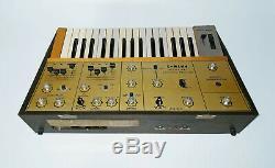 Ritm-2 Rares Soviétique Synthetiseur Analogique Avec MIDI Urss Russe Prodige Moog