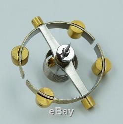 Roue D'origine Balance Pour La Marine Russe Urss Chronometer Poljot, Kirova