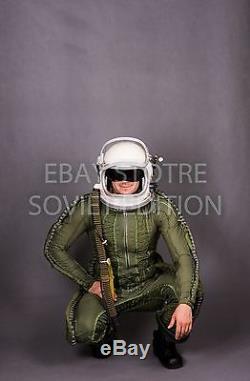 Russe Costume Anti-g Force Aérienne Soviétique Pilote Uniforme Mig Taille Vkk-6m P3