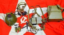 Russe De Vision Nocturne Soviétique Sapper + Lamp 1969-1989 Livraison Gratuite