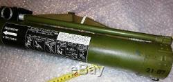Russe Rpg-26 Soviétique Netto Mmg Non Fonctionnelle Pour La Formation Urss Lance-roquettes