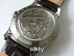Russe Soviétique Youri Gagarine Sturmanskie Regarder Excellent
