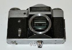 Russe Urss Fs-12 Avec Tair-3-phs F4.5 / 300 Lens, Photosniper Set