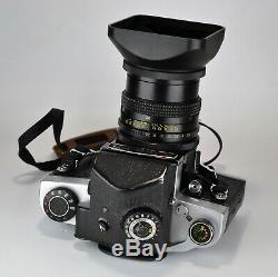 Russe Urss Kiev-60 Ttl Format Moyen Caméra + MC Volna-3 Lens (2)