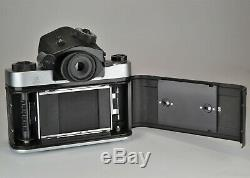 Russe Urss Kiev-6s (kiev-6c) Ttl Medium Format Camera + Vega-12b Lentille (14)