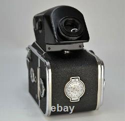 Russe! Urss Kiev-88 Format Moyen Camera + MC Volna-3 Lens F2.8/80, En Box