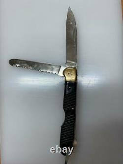 Russian Pilot Aviation Pliant Knife Multifonctionnel Stroporez Army Soviet Rare