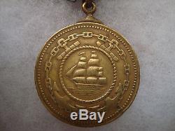 Russie Sovietique Russie Ordre Commander Insigne Médaille Nahimov