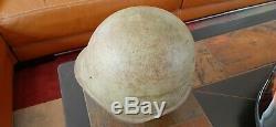 Russie Soviétique Ww2 Originale M40 Helmet- 1941 Daté