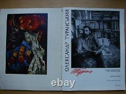 Russie Ukraine Soviétique Peinture À L'huile Postimpressionnisme Paysage Rivière Printemps