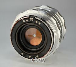Russie Urss Industar-29 F2.8/80 Format Moyen Lens Avec Montage Salut/kiev-88