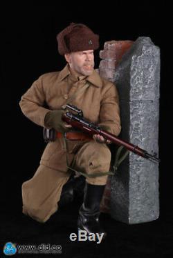 Saviez-échelle 1/6 12 Seconde Guerre Mondiale Russe Soviétique Sniper Koulikov Action Figure R80102