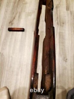 Sks Russian Soviet Solid Birch Wood Stock, Never Issued, Vendeur Américain