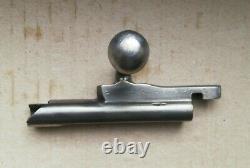 Sniper Bent Bolt Handle Mosin Nagant Urss Soviet Russe Original #1 Pas De Numéro