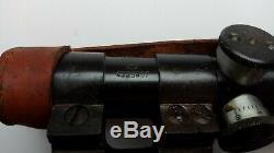 Sniper Scope Pu 91/30 (1943! Rare) Mosin-nagant Russe Sovietique