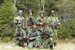 Soviet Armée Russe Urss Berezka VDV Musk Camouflage Globaux Taille Soldat Forme