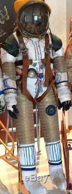 Soviétique Cosmonaute Russe Astronaute D'origine Spacesuit Strizh Nav Ext. Très Rare