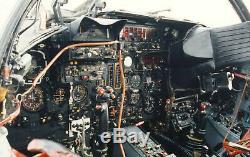 Soviétique De Russie Fighter Co-pilote D'avion Su-24 Wheel Control Colonne Poignée De Manche