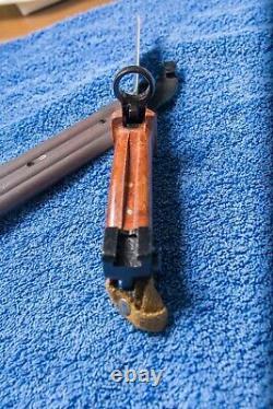 Soviétique, Russe Bayonet & Scabbard 64 Bakelite, Pas Reproduction Photo Réelle