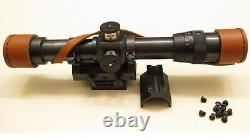 Soviétique Russe Mosin Nagant 91/30 Pe Pem Sniper Scope Et Mount Combo