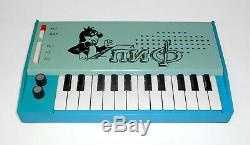 Soviétique Synthetiseur Analogique Vintage Pif (clavier Piano Russe Urss Rare)