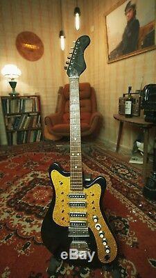 Stella Urss Guitare Electrique Sovietique Russe Jazz Strat Tele Master Jaguar