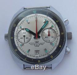 Sturmanskie Vintage Montre Soviétique Soviétique Poljot Chronograph 3133 2417