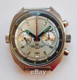 Sturmanskie Vintage Montre Soviétique Soviétique Poljot Chronograph 3133 5764