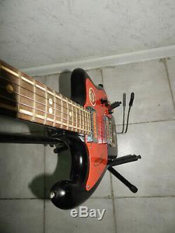 Tonika Rostov Urss Rare Vintage Guitare Électrique Soviétique Russe
