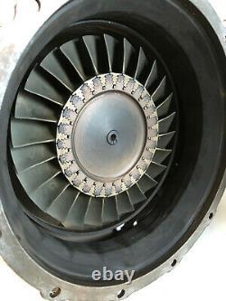 Turbine Jet Engine Ts-20 Turbostarter Conditions De Travail Soviétique Avion Russe 2