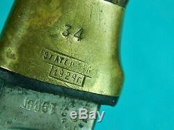Union Soviétique Russie Russie Urss Ww2 Chachka Épée Sabre Fourreau