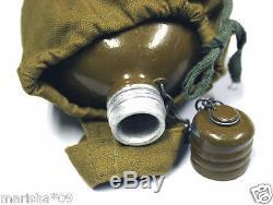 Unised Original Russe Armée Militaire Flacon Militaire Vodka Cantine Soldat