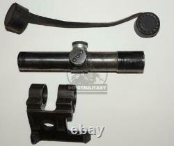 Unq Soviétique 1940 Early Pu Scope (tube Svt) Mosin Nagant Sniper Rifle Armée Russe