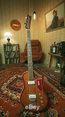 Ural 510l Basse Soviétique Urss Russe Vintage Les Paul