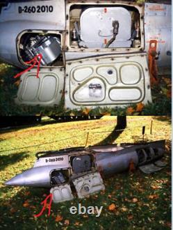 Ursr Ra-39a Caméra Espion Aérienne Uran-27 2.5 / 100 Lentilles Airforces Russes Mig-21r