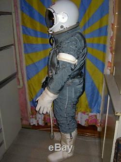 Urss D'origine Soviétique Russe Eva Spacesuit Yastreb Space Ultra Rare 1969