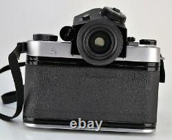 Urss Russie Kiev-6s Kiev-6c Format Moyen De Ttl Camera +vega-12b F2.8/90, Full Set