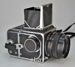 Urss Russie Kiev-88 Format Moyen Camera + MC Volna-3 Lens, F2.8/80 MM (8)