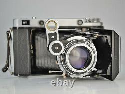 Urss Russie Moskva-5 6x9 Et 6x6 Format Moyen Camera (item 9)