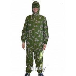 Urss Soviet De L'armée Russe Amouflage Suit Klmk Taille Originale 3