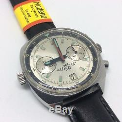 Urss Sovietique Militaire Poljot 3133 Chronographe Sturmanskie