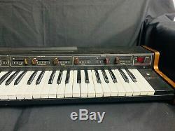 Vermona Piano Cordes Rare Soviétique Synthetiseur Analogique Vintage Urss Russe