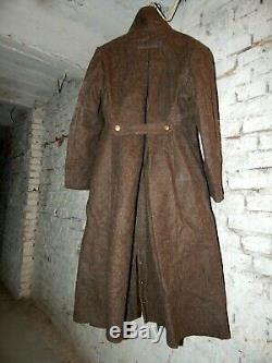 Veste Militaire Russe Manteau De Soldat Soviétique Manteau D'hiver Armée Urss Shinel