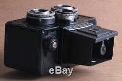 Vintage Spoutnik Caméra Soviétique Russe 6x6cm Gomz Vintage Film Moyen Stéréo