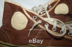 Vintage Urss 2 Myacha 2 Ball Chaussures De Sport Soviétique Les Forces Russes Kgb Afghanistan