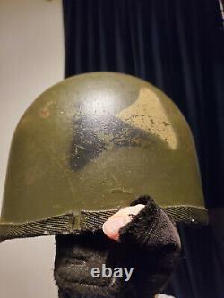 Vityaz-s D'origine Soviétique / Russe Du Kgb Fsb MVD Casque Pare-balles Assaut Witho Viso
