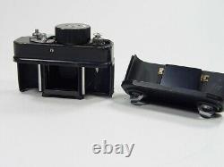 Working Ajax F-21 Vintage Ussr Russian Military Kgb Spy Film 21mm Mini Camera #5
