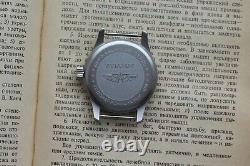 Wrist Watch Raketa 24 Heures Montre Soviétique Russe Mécanique Calibre 2623