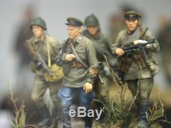 Ww -2 Ensemble Soviétique Russe Uniforme Veste Tunique + Culottes + Chapeau + Ceinture Style 1943-1945
