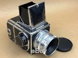 Zenith 80 Vintage Appareil Photo Hasselblad Soviétique Russe Avec 8cm F / 2.8 Objectif Urss De Nice
